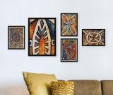Set 5 tablouri Yazia