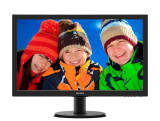 Monitor 23.6 philips 243v5lhab fhd 1920*1080 tn 16:9 wled 1