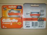 Rezerve Gillette Fusion Power set de 4 bucati