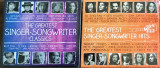 The Greatest Singer-Songwriters Classics & Hits (set 5 CD sigilate)