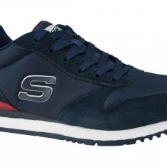 Incaltaminte sneakers Skechers Sunlite-Waltan 52384-NVY pentru Barbati