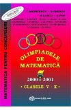 Olimpiadele de matematica - Clasele 5-10 2001 - T. Andreescu
