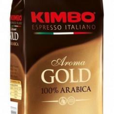 Kimbo Aroma Gold 100% Arabica Cafea Boabe 250g