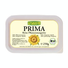 Margarina Bio Prima Rapunzel 250gr Cod: 1007050