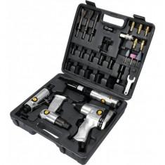 Set scule pneumatice+accesorii