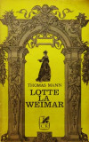 Thomas Mann - Lotte la Weimar, 1973