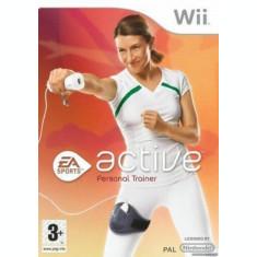 Joc Nintendo Wii EA Active Personal Trainer - A