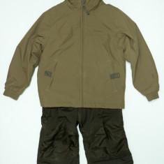 Costum de ski—iarna, impermeabil,  DECATHLON → baieti   8—9  ani   134 cm, Copii