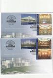 Romania 2011-FDC-Palatul Parlamentului