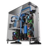 Carcasa Thermaltake Core P5 Tempered Glass Snow Edition
