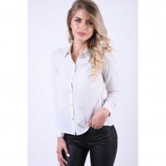 Camasa Eleganta Vero Moda Inge Alb
