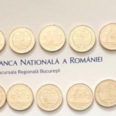 LOT 10 monede 50 bani Marea Unire