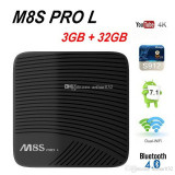 Android Smart TV Box 2GB DDR3 16GB Android 7.1.1 pt. TV