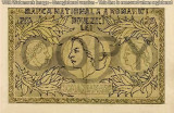 REPRODUCERI dupa PROIECTE DE BANCNOTE ROMÂNEŞTI 1921-1947