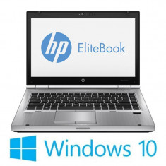 Laptop Refurbished HP EliteBook 8470p, i5-3210M, 8GB DDR3, Win 10 Home