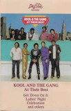 Caseta Kool And The Gang – Kool And The Gang At Their Best, originala, Casete audio