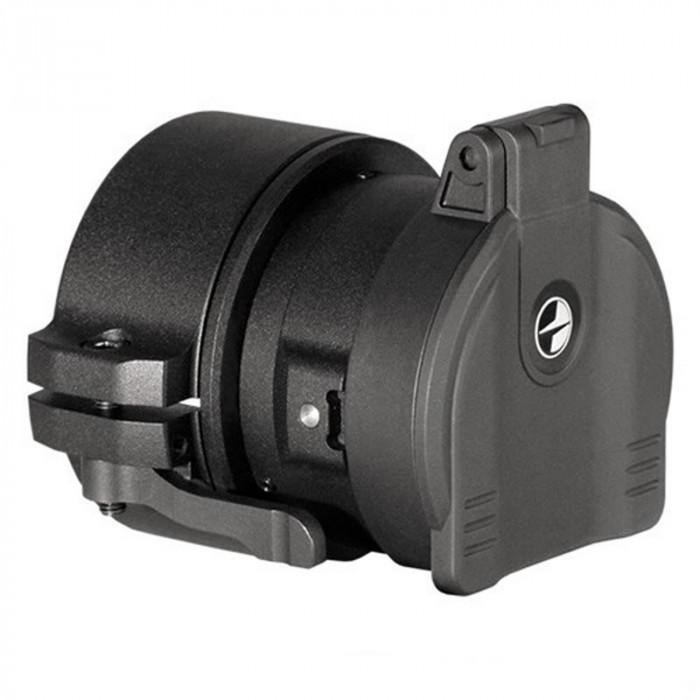 Inel adaptor pentru lunete Pulsar, metal, 56 mm