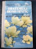 TRATAMENT HOMEOPATIC INDREPTAR DE SIMPTOME SI SEMNE BUCURESTI 1987-DR.MARIA CHIRILA,DR.PAVEL CHIRILA