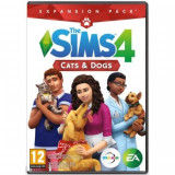 The Sims 4 Cats & Dogs Expansion Pack PC