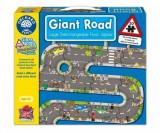 Cumpara ieftin Puzzle gigant de podea - Traseu masini, 20 piese, orchard toys