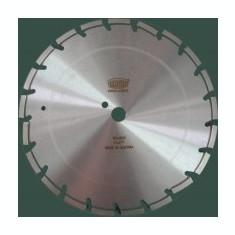 Disc 350mm asfalt - diamantat Tyrolit