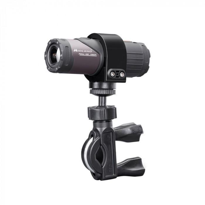 Resigilat : DVR moto si auto Midland Bike Guardian WiFi, Full HD, cu inregistrare