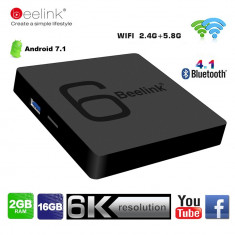 Tv Box Beelink GS1 6K nou