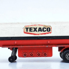 Super Kings Matchbox nr. 18 Articulated Tanker Cisterna Texaco