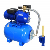 Hidrofor cu pompa din fonta si ejector Wasserkonig HW25 25H_N, 900 W, 2880 l h, Hmax. 40 m, 24 l