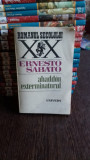 ERNESTO SABATO - ABADDON EXTERMINATORUL