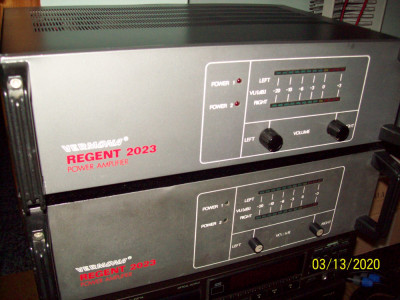 Amplificator Audio Vermona Regent 2023 Import Germania foto