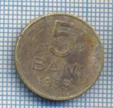AX 602 MONEDA- ROMANIA - 5 BANI -ANUL 1955 -STAREA CARE SE VEDE