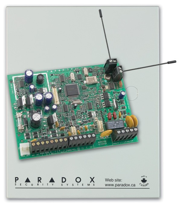 Centrala Sistem Alarma Wireless 32/10 zone radio/fir Paradox