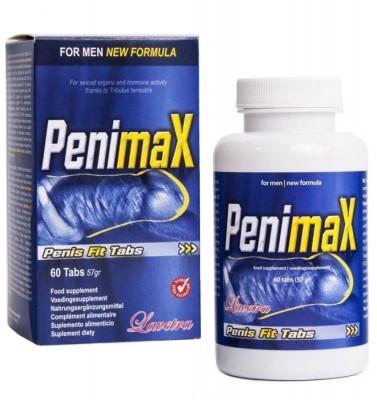 Penimax, pentru marirea penisului, 60 Capsule foto