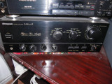 Amplificator Pioneer A-616 MK2 (1988), cu mic DEFECT prezentat in descriere