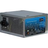 Sursa Inter-Tech 500W SL-500, 3x SATA, 2x Molex, Ventilator 120mm, PFC