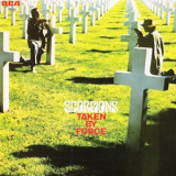 Scorpions Taken By Force 180g DMM LP reissue 2018 (vinyl+cd)
