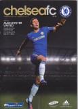 Program fotbal Chelsea - Manchester United 31 oct 2012