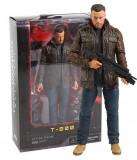 Figurina Terminator Arnold Schwarzenegger T-800 Dark fate 18 cm