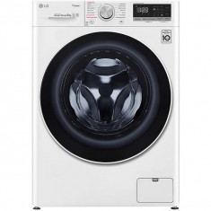 Masina de spalat rufe LG F4WN409S0 9kg 1400 rpm Clasa A+++ Wi-Fi Alb