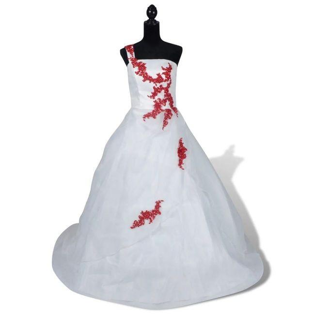 Rochie de mireasă elegantă modelul A mărimea 34