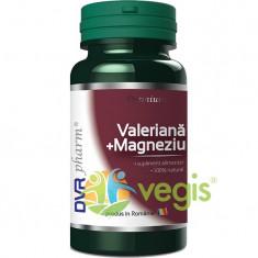 Valeriana+Magneziu 30cps