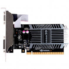 Placa video GeForce GT710, 1GB SSDR3 (64 Bit), HDMI, DVI, D-Sub