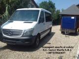 Transport marfa si colete Romania-Germania-Romania