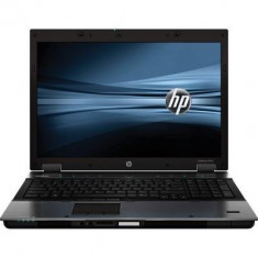 LAPTOP I5 520M HP ELITEBOOK 8740W, Intel Core i5