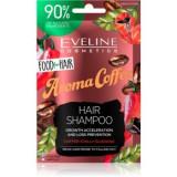 Eveline Cosmetics Food for Hair Aroma Coffee sampon de întărire pentru părul subtiat cu tendința de a cădea