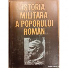Istoria militara a poporului roman volumul 1
