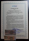 MOLDOVA 1858 CAP DE BOUR 80PAR. PERECHE+1/3 DIN ALTA PIESA PE FRAG. DE SCRISOARE, Stampilat