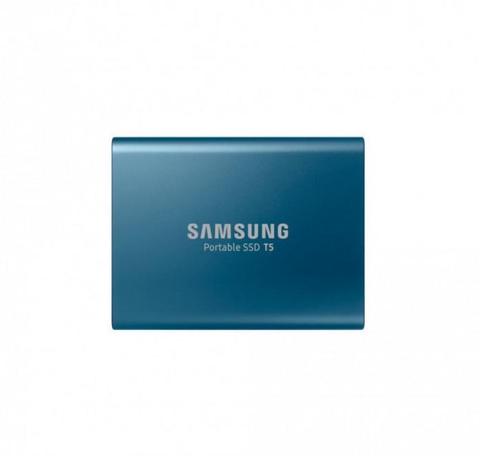 Resigilat: Samsung SSD Portabil 500GB T5 External, MU-PA500B/EU
