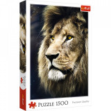 Cumpara ieftin Puzzle Trefl 1500 Leu Portret